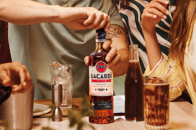 BACARDÍ® Looks to Spice Up the Rum Segment – Introducing BACARDÍ Spiced Rum Just in Time For Fall