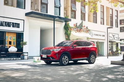 3rd-Gen H6 SUV Will Be Shown at Auto China 2020.