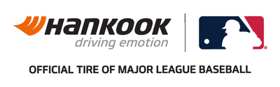 Hankook Tire is the Official Tire of Major League Baseball (PRNewsfoto/Hankook Tire America Corp.)