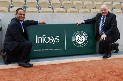 This year's Roland-Garros tournament has required a further shift to digital and cloud-based services