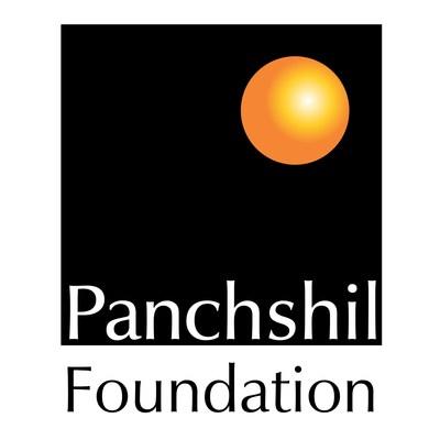 Panchshil Foundation Logo (PRNewsfoto/Panchshil Foundation)