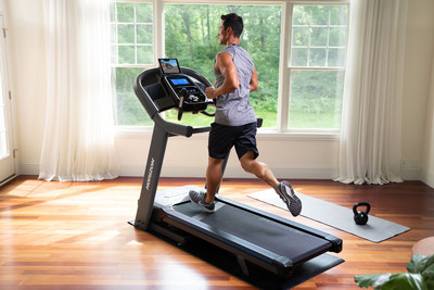 New 2020 Studio Series treadmill lineup from Horizon Fitness is designed to use with any streaming fitness class or training app.