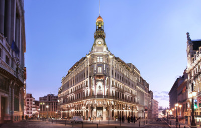 NOW OPEN: Four Seasons Hotel and Private Residences Madrid Introduces Four Seasons Service and Style to Spain for the First Time