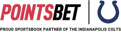 PointsBet Becomes Proud Sportsbook Partner of Indianapolis Colts