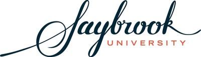Saybrook University Logo (PRNewsfoto/Saybrook University)