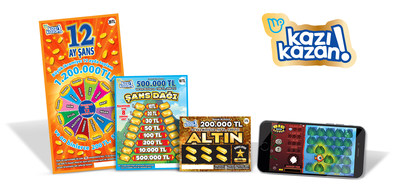 Scientific Games' Success in Turkey Contines with National Lottery Program
