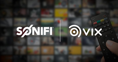 VIX announced today that its Video On Demand (VOD) content is now available through SONIFI's guest entertainment platform in over 500,000 U.S. hotel rooms.