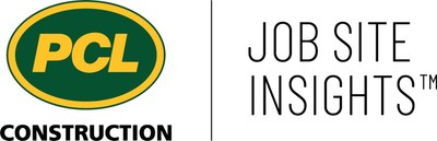 Webcor chooses PCL's Job Site Insights™ to enable the future of construction on its job sites. (CNW Group/PCL Construction)