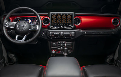 New Fully Integrated Jeep Infotainment Upgrade System