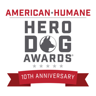 The 10th annual American Humane Hero Dog Awards will feature a galaxy of stars, both canine and human.