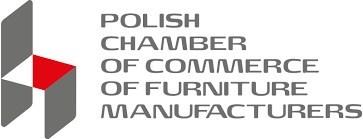 Polish Chamber of Commerce of Furniture Manufacturers logo (PRNewsfoto/European Smart Design from Poland)