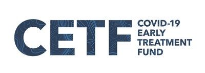CETF Logo (PRNewsfoto/COVID-19 Early Treatment Fund)