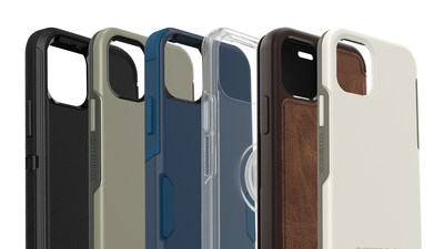 """OtterBox keeps you connected with people, places and moments that mean the most with fun and functional cases for iPhone 12 models, including """"Made for MagSafe"""" options."""