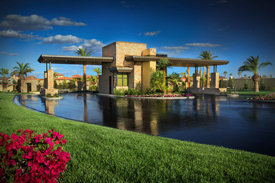 Entrance to Rhodes Ranch in Las Vegas, NV | New homes by Century Communities