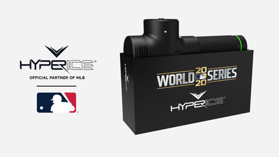 Hyperice x MLB Hyperbox