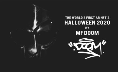 MF DOOM to Auction Augmented Reality Masks Powered by the Blockchain in Time For Halloween