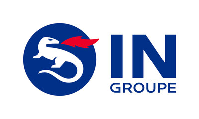 IN Groupe Logo (PRNewsfoto/IN Groupe)