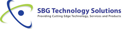 SBG Technology Solutions Logo. (PRNewsFoto/SBG Technology Solutions, Inc.)