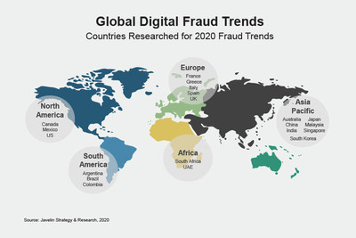 The report, The Escalation of Digital Fraud: Impacts of the Coronavirus on Global Fraud Challenges, captures digital fraud trends from 20 countries.