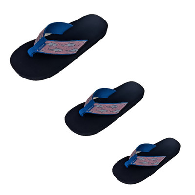 """Tidewater introduces new """"Shark"""" sandals for the whole family in time for the holidays."""