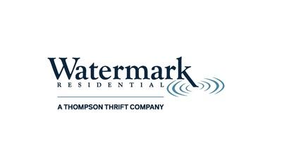 Watermark Residential Logo (PRNewsfoto/Watermark Residential)