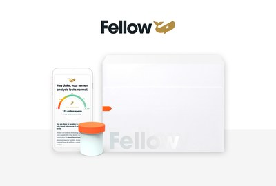 The Fellow kit is a clinically valid, at-home, mail-in semen analysis that provides doctor-approved and user-friendly results.