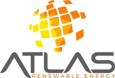 Atlas Renewable Energy Logo (PRNewsfoto/Atlas Renewable Energy)
