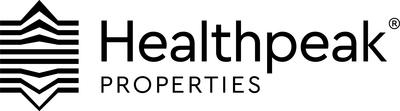 Healthpeak Properties, Inc. Logo (PRNewsfoto/Healthpeak Properties, Inc.)