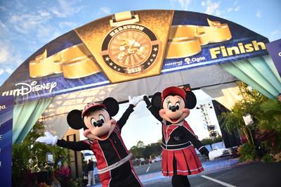 In-person running events return to Walt Disney World Resort this fall in Lake Buena Vista, Fla., for the start of the 2021-2022 runDisney race season. (Disney)