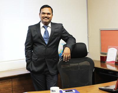 Mr. Saravanan Murugesan, Chief Executive Officer, 4i Apps Solutions