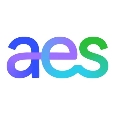 Accelerating the future of energy, together. (PRNewsfoto/The AES Corporation)