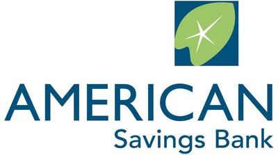 American Savings Bank Logo (PRNewsfoto/American Savings Bank)