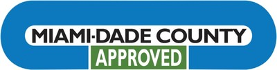 Miami Dade County Approved Logo