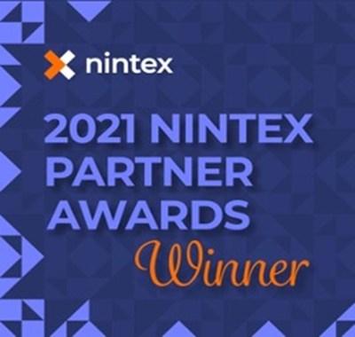 Nintex Award