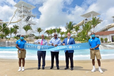 Baha Mar Celebrates the Grand Opening of Baha Bay