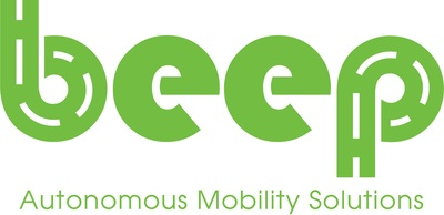 Beep delivers the next generation of mobility services utilizing driverless, electric, multi-passenger vehicles. By specializing in planning, deploying and managing advanced autonomous shuttles for both private and public communities, Beep safely connects people, places and services in first-mile, last-mile mobility networks.Beep delivers on a primary goal of enabling mobility-for-all with the services and software they provide.For more information visit:www.ridebeep.com (PRNewsfoto/Beep)