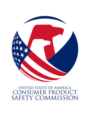The U.S. Consumer Product Safety Commission is an independent federal agency created by Congress in 1973 and charged with protecting the American public from unreasonable risks of serious injury or death from more than 15,000 types of consumer products under the agency's jurisdiction. To report a dangerous product or a product-related injury, call the CPSC hotline at 1-800-638-2772, or visit http://www.saferproducts.gov. Further recall information is available at http://www.cpsc.gov. (PRNewsfoto/U.S. Consumer Product Safety Commission)
