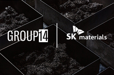 Group14 Technologies and SK materials announce joint venture
