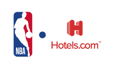 Hotels.com, Official Travel Partner of the NBA (PRNewsfoto/Hotels.com)