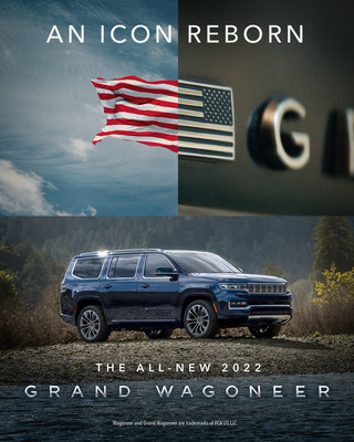 """The Jeep® brand is recognized as America's 2021 """"Most Patriotic Brand."""""""