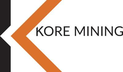 KORE Mining Ltd Logo (CNW Group/Kore Mining)