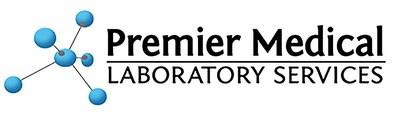 Premier Medical Laboratory Services Logo (PRNewsfoto/Premier Medical Laboratory Services)