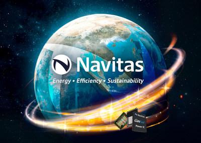 Startup Stock Photos (PRNewsfoto/Navitas Semiconductor)