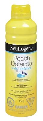 Beach-Defense (CNW Group/Health Canada)