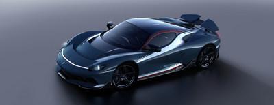 NYC-Inspired Bespoke Battista Hyper GT 1