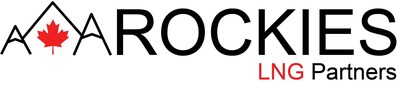 Rockies LNG Partners Logo (CNW Group/Rockies LNG Partners)