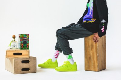 PATRÓN Tequila Celebrates the Intersection Between Streetwear and Street Art with a limited-edition Collaboration with Famed Designer John Geiger and Mexican Street Artist SENKOE
