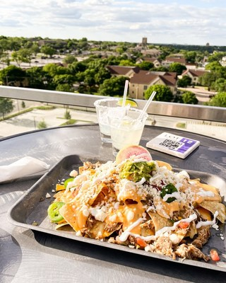Enjoy stunning views of TCU campus and downtown Fort Worth