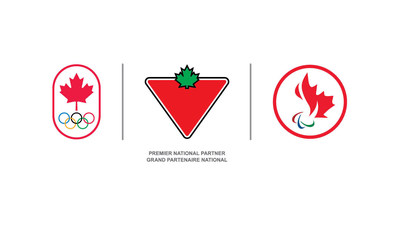 Canadian Olympic Committee / Canadian Tire Corporation / Canadian Paralympic Committee (CNW Group/Canadian Paralympic Committee (Sponsorships))