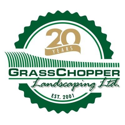 GrassChopper Landscaping Ltd. Logo (CNW Group/Urban Life Solutions Inc.)